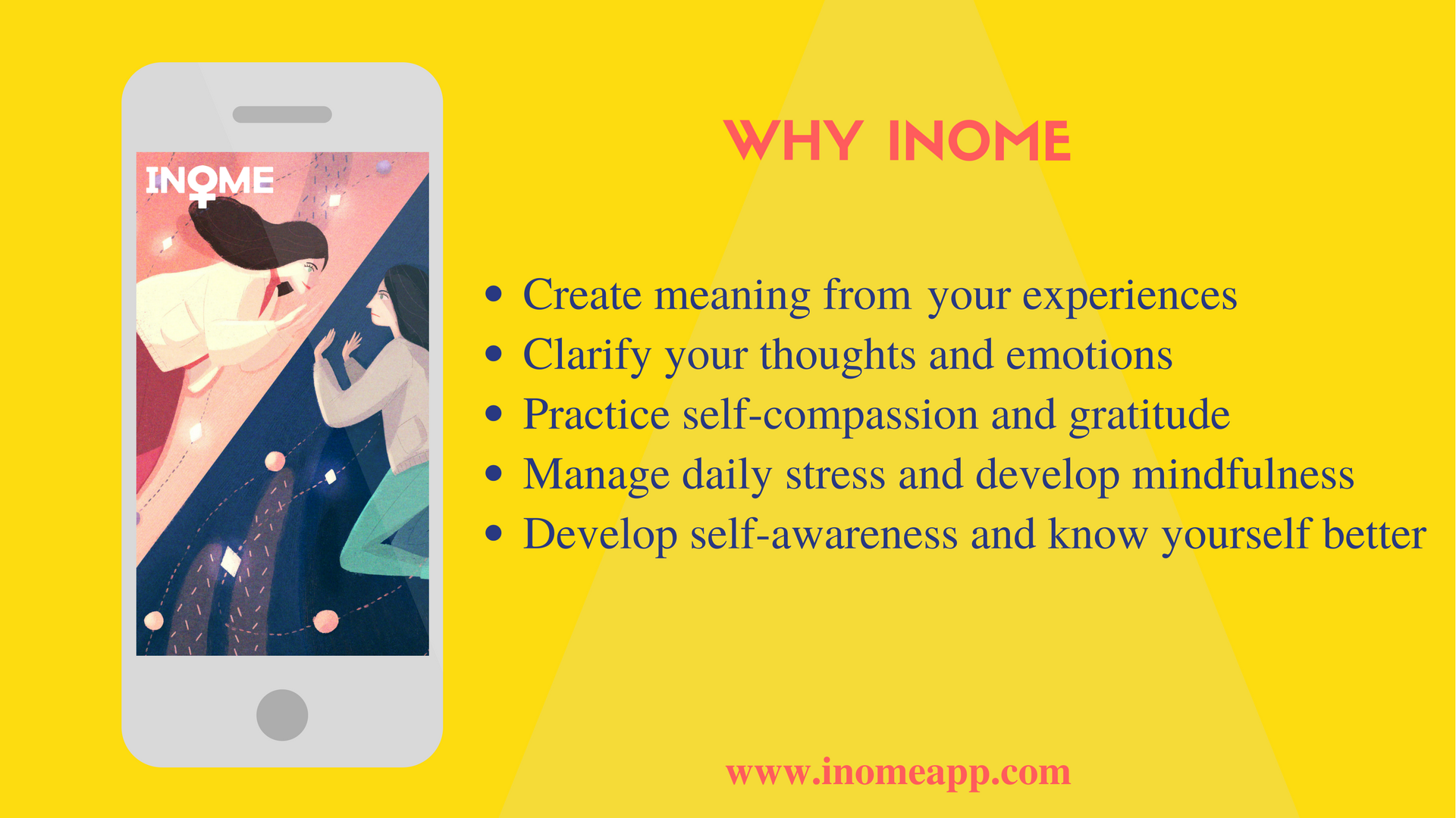 Why should I use the Inome app?